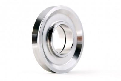 POULIE TRAPÉZOÏDALE usinage en aluminium