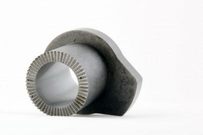 LEVA de acero F154 cementado y templado