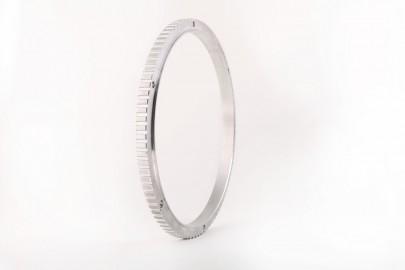 POULIE CRANTÉE taillage en aluminium